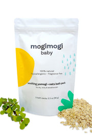 Free Trial - Soothing Yomogi and Oatmeal Bath Treatment