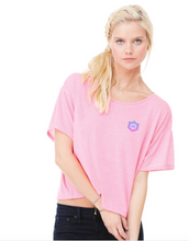 Clash Royale Inspired Flowy Boxy Cropped T-Shirt