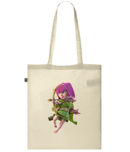 Clash Royale Archers Inspired Classic Shopper Tote Bag