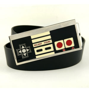 Big Metal Buckles Game Controller Belt