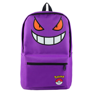18'' Pokemon GO Gengar Backpack