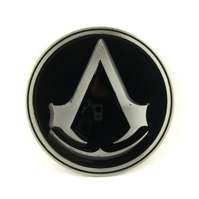 Assassin's Creed Logo Belt Buckle