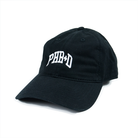 RESEARCH+DEVELOPMENT CAP - BLACK