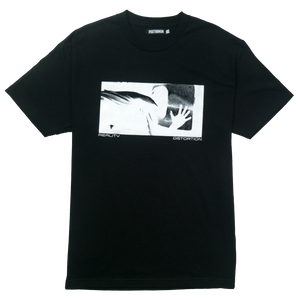 REALITY DISTORTION TEE - BLACK