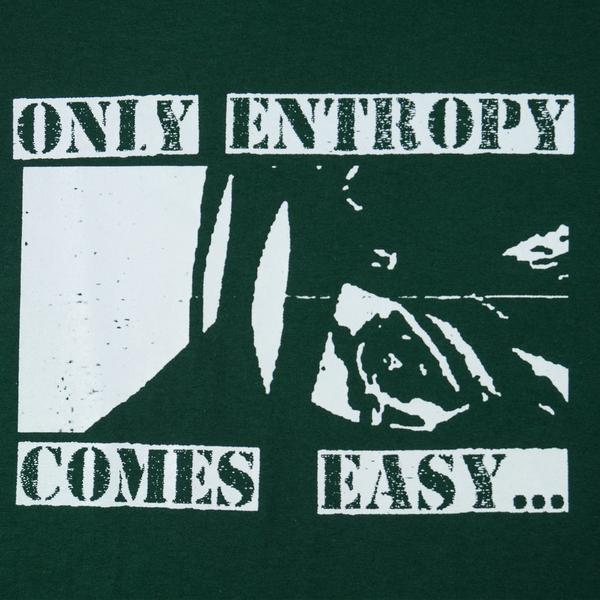 ENTROPY TEE - FOREST