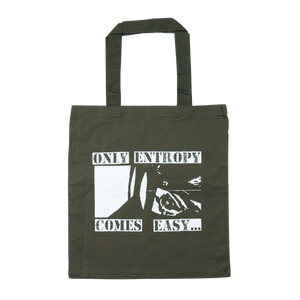 ENTROPY TOTE - MILITARY