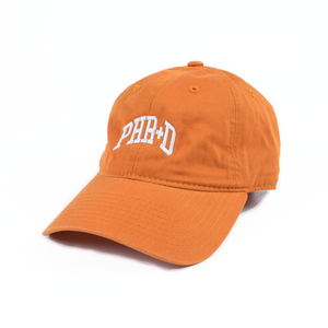 RESEARCH+DEVELOPMENT CAP - BURNT ORANGE