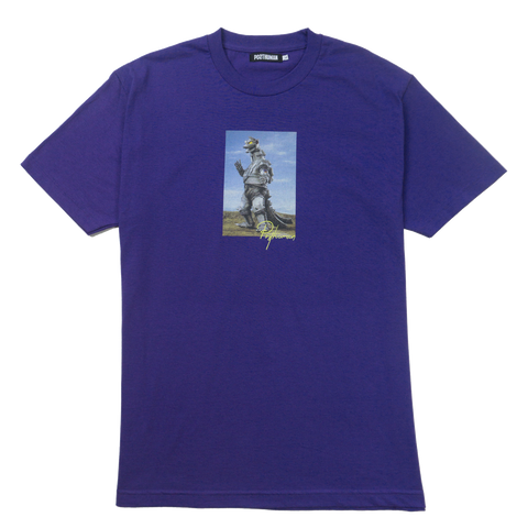 ZILLA TEE - PURPLE
