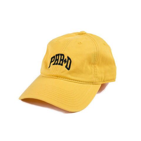 RESEARCH+DEVELOPMENT CAP - MUSTARD