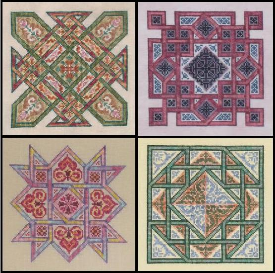 Celtic Quilts conversions posted