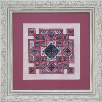 Celtic Quilts: Crown of Squares