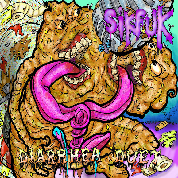 Sikfuk - Diarrhea Duet (Digital Album)