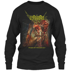 Clitgore - Stories Of A Bloody Clit (Long Sleeve Shirt)