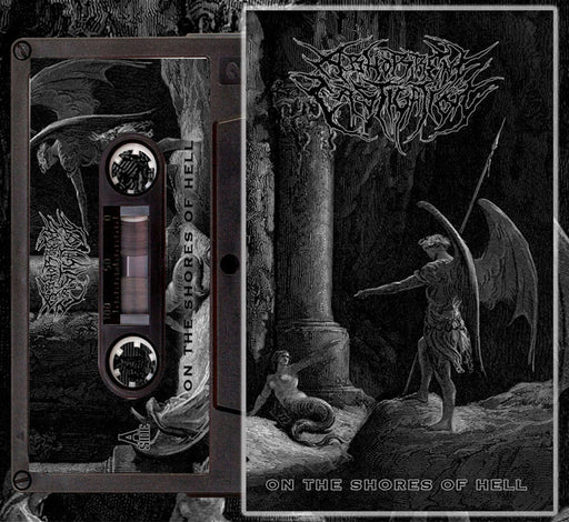 Abhorrent Castigation - On the Shores of Hell (Cassette)