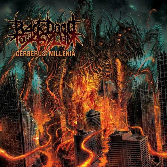 Backdoor To Asylum - Cerberus Millenia