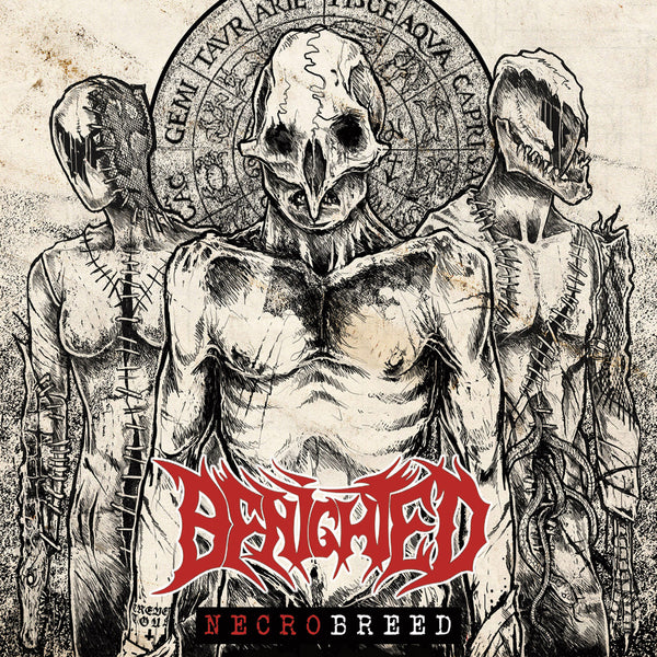 Benighted - Necrobreed