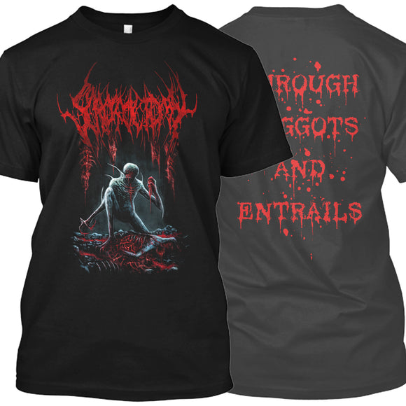 Scrotoctomy - Through Maggots and Entrails (Shirt)