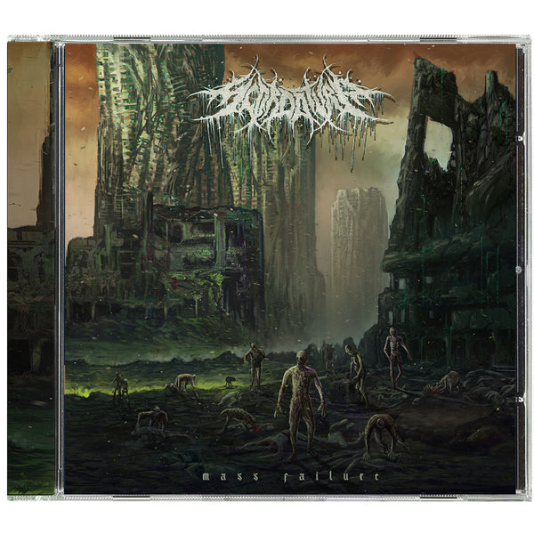 Scordatura - Mass Failure (CD)