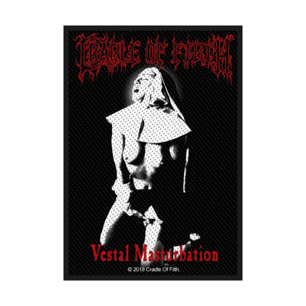 Cradle of Filth - Vestal Masturbation (Patch)