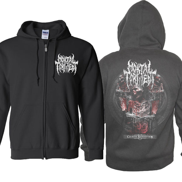 Mortal Torment - Cleaver Redemption (Zip Up)