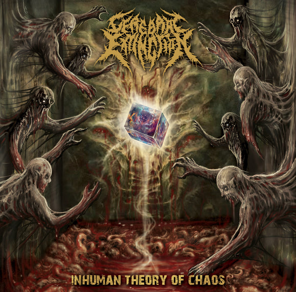 Cerebral Extinction - Inhuman Theory of Chaos