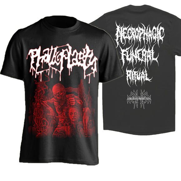 Phalloplasty - Necrophagic Funeral Ritual (T-Shirt)