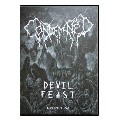 Condemned - Devil Feast - Live in China