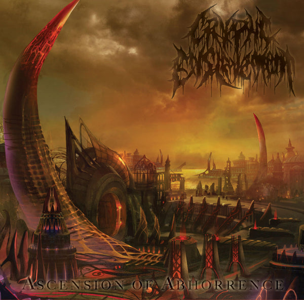 Cryptic Enslavement - Ascension of Abhorrence