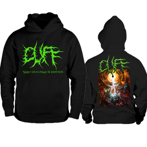 Cuff - Transient Suffering Through the Ergosphere (Hoodie)