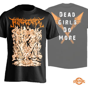Fetal Disgorge - Dead Girls Do More (Shirt)