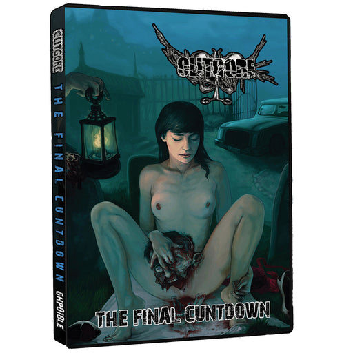 Clitgore - The Final Cuntdown (Ltd Edt)