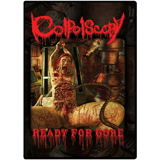 Colpolscopy - Ready For Gore (Ltd Edt)