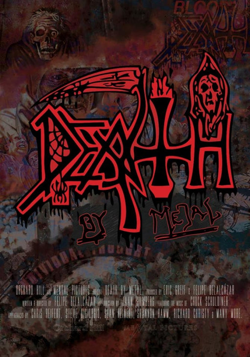 Death - Death by Metal