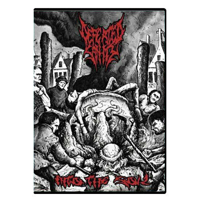 Defeated Sanity - Into the Soil - Live in China