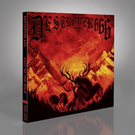 Destroyer 666 - Call of the Wild (Digipak)