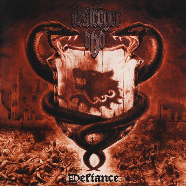 Destroyer 666 - Defiance