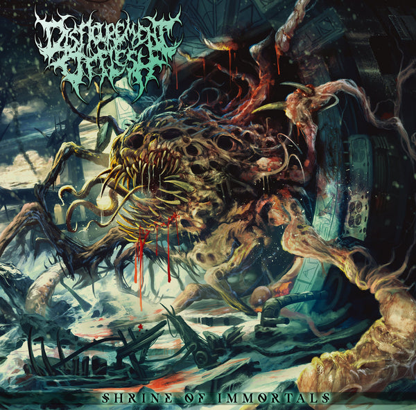 Disfigurement of Flesh - Shrine Of Immortals