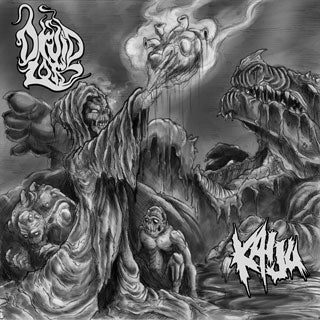 Druid Lord / Kaiju - Split (Vinyl + CD)