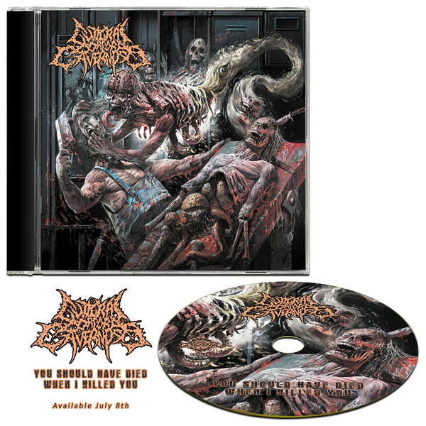 Guttural Corpora Cavernosa - You Should Have Died When I Killed You