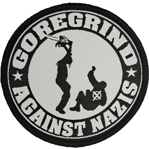 Goregrind Against Nazis (Patch)