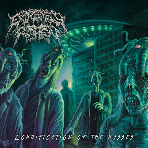 Extremely Rotten - Zombification Of The Masses