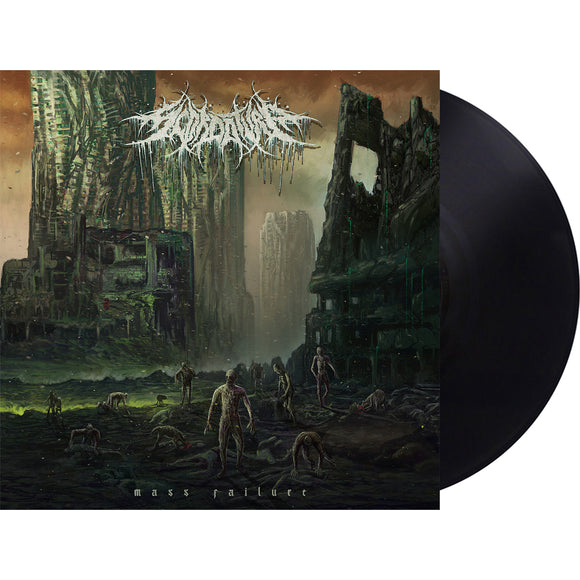 Scordatura - Mass Failure (Black Vinyl)
