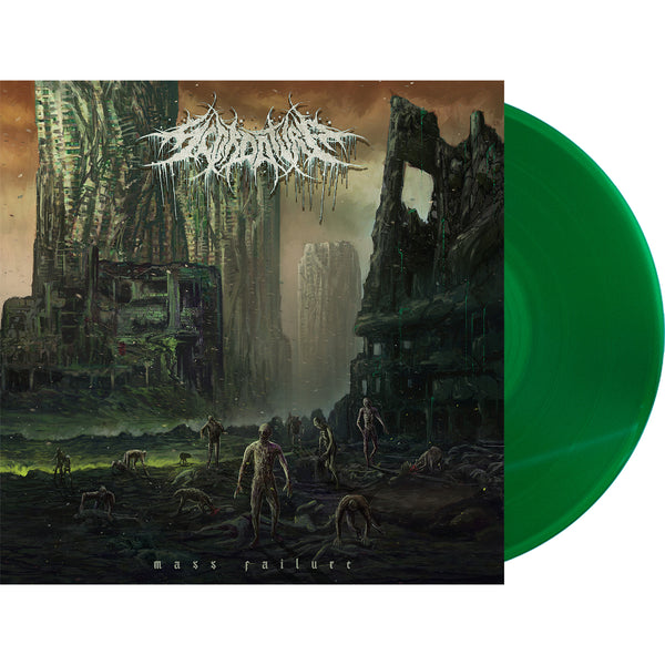 Scordatura - Mass Failure (Green Vinyl)