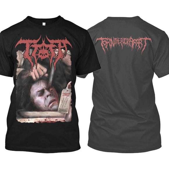 Torn the Fuck Apart - A Genetic Predispostion to Violence (Shirt)