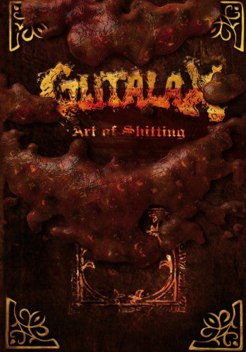 Gutalax - Art of Shitting (DVD)