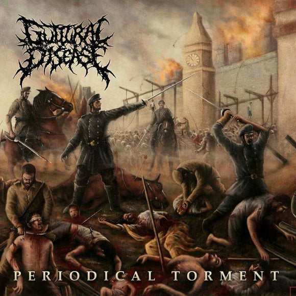 Guttural Disease - Periodical Torment