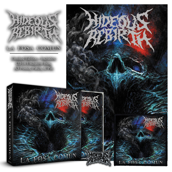 Hideous Rebirth - La Fosa Comun (Ltd Edt)