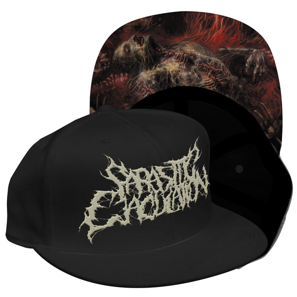Parasitic Ejaculation - Pooling (Hat)