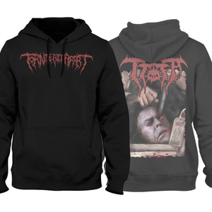 Torn the Fuck Apart - A Genetic Predispostion to Violence (Hoodie)