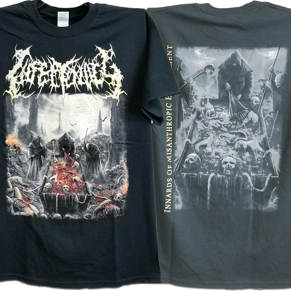 Infectology - Innards of Misanthropic Embodiment (T-Shirt)